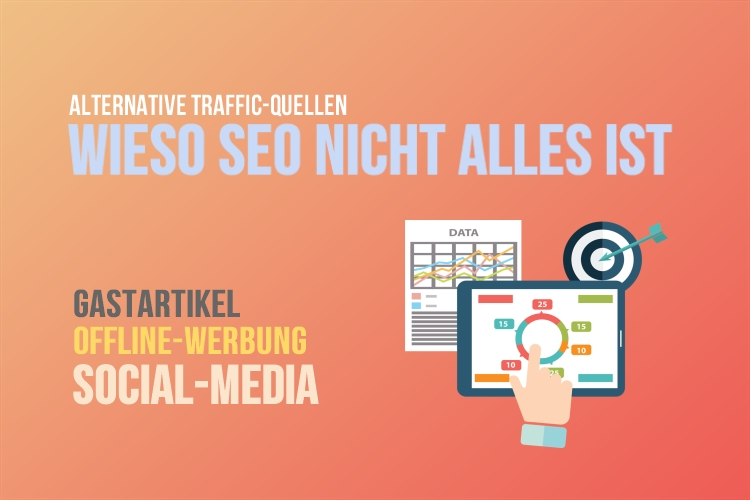 Traffic aus alternativen Quellen generieren