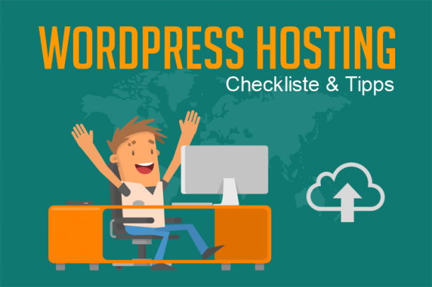WordPress Hosting, Tipps