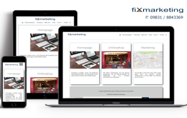fiXmarketing - Webdesign+
